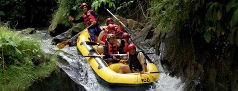 ayung-rafting